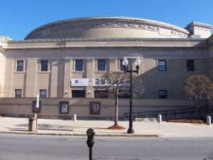 Memorial Auditorium, Lowell, MA