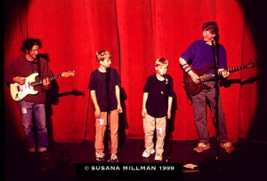 Phil and Kids w/ Kimock (S.Millman)