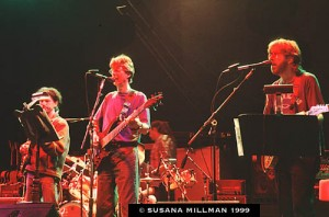 Kimock, Phil and Trey (S.Millman)