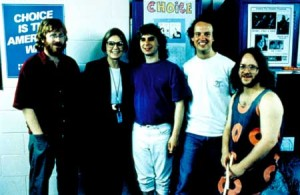 Phish and Gloria Steinem 5.16.95
