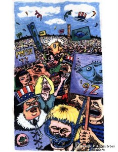 Phish '92 (J.Pollock)