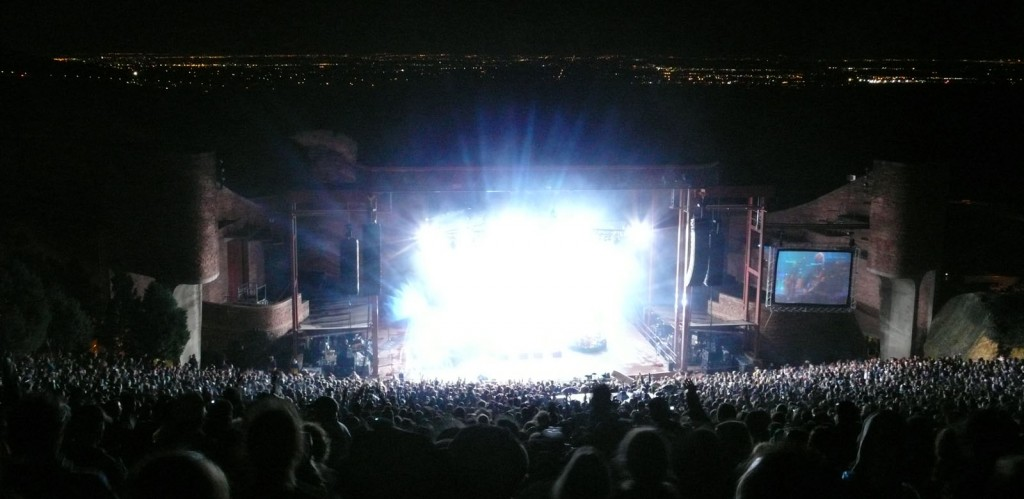 7.31.09 Red Rocks (W.Rogell)
