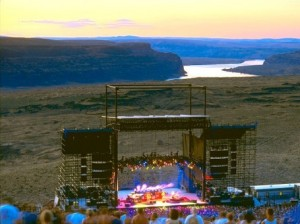 Phish at the Gorge Circa '97