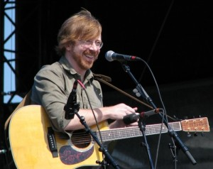 Trey at Rothbury (M.Simpson)