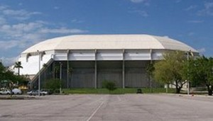 Sun Dome - U of South Florida