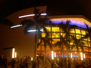 American Airlines Arena *(J.Pinsky)