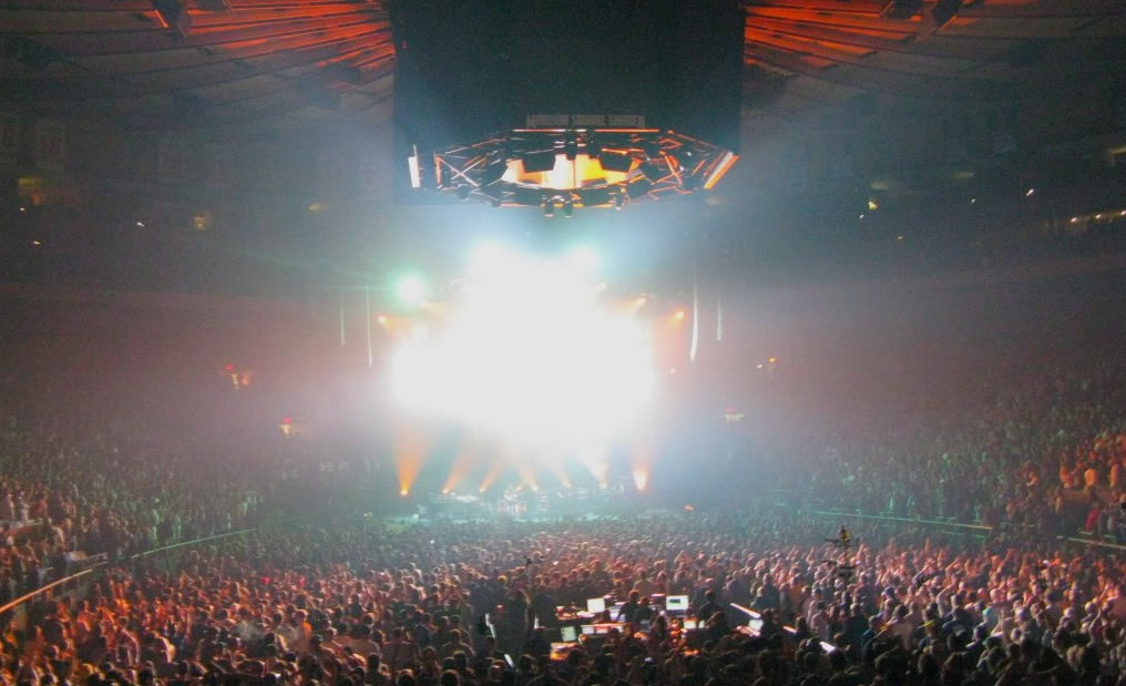 Madison Square Garden '09 (Brian Ferguson)