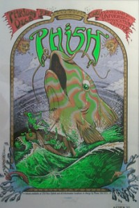 Cleveland - 12.8.95 Poster