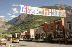 Blues and Brews Festival - Telluride, CO