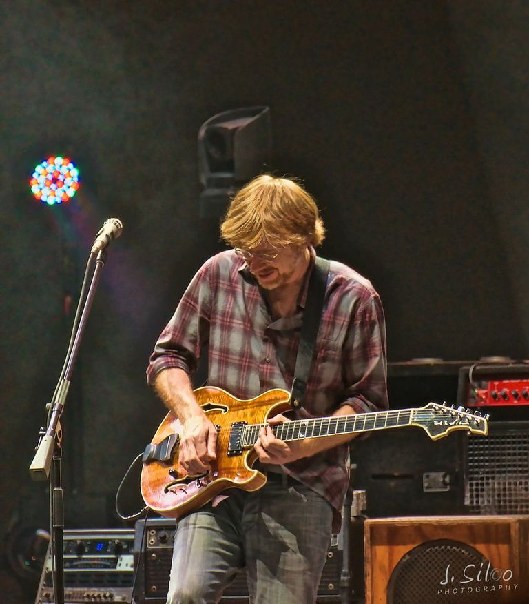 Mr. Miner's Phish Thoughts