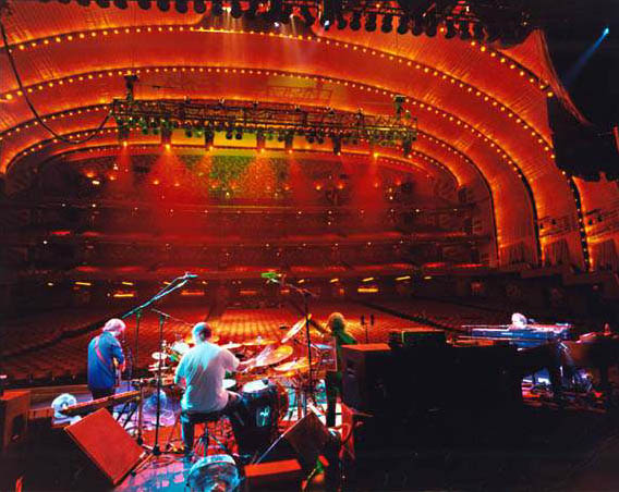 Radio City Soundcheck (C.Taylor Crothers)